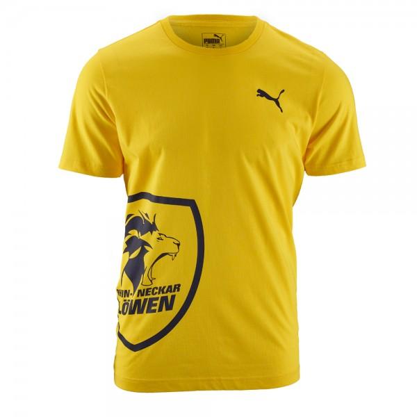 Löwen Fan-Shirt Logo PUMA Damen