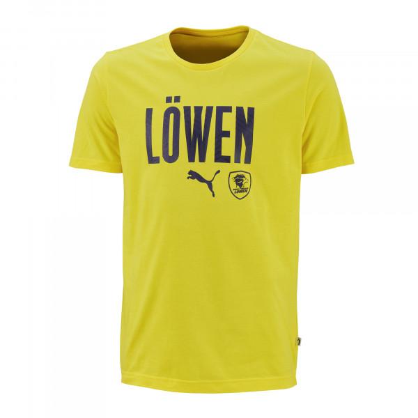 Löwen Fan-Shirt PUMA 20/21 Kids