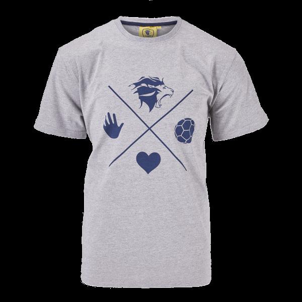 """Löwen Shirt """"Handball-Liebe X Löwen"""" Kids"""