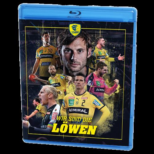 """Löwen Doku """"Wir sind die Löwen"""" Blu-Ray"""