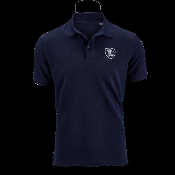 Löwen Poloshirt Emblem