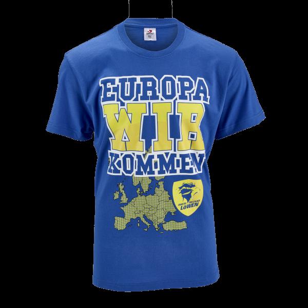 Löwen Fan-Shirt EHF-Cup