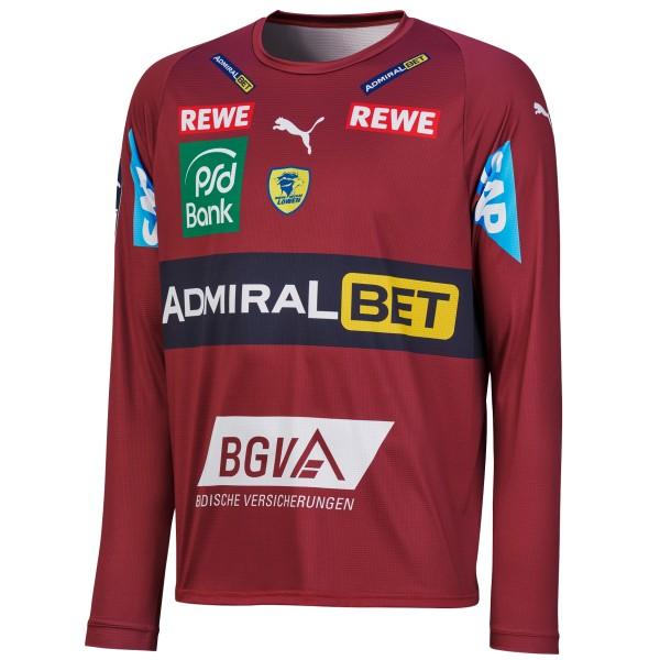 Löwen Torhütertrikot Saison 19/20 Kids - pink -