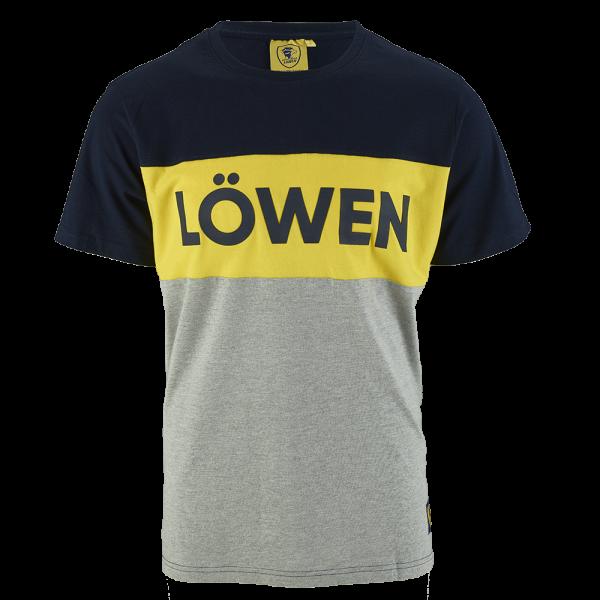 """Löwen Shirt """"Block"""" Kids"""