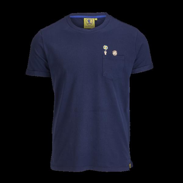 Löwen Pocket-Shirt Handballer Herren
