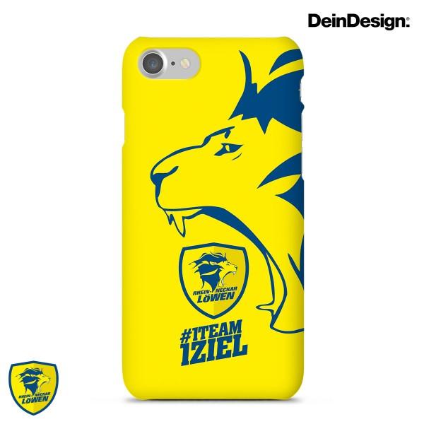 Löwen Handyhülle #1Team1Ziel