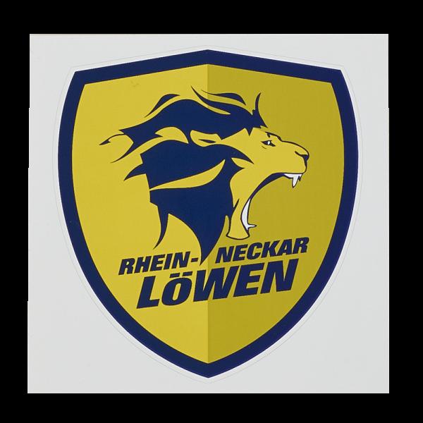 Löwen Aufkleber Logo-Sticker