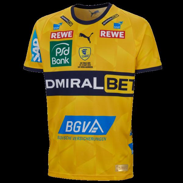 """Löwen Sondertrikot """"EHF Finals 2021"""" Erwachsene"""