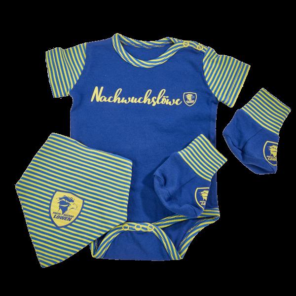 """Löwen Baby-Set """"Nachwuchslöwe"""""""