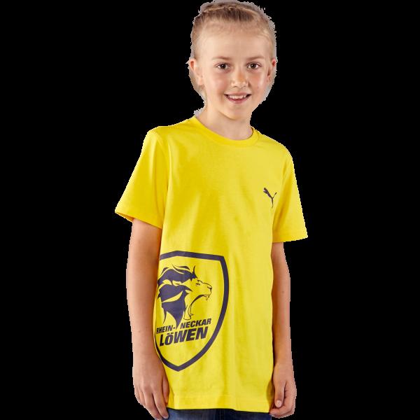 Löwen Fan-Shirt Logo PUMA Kids