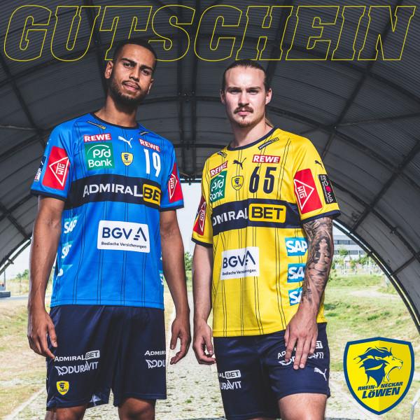 Gutschein Löwen Fanshop Print@home