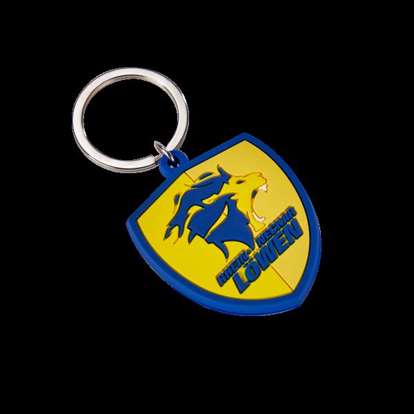 Löwen Schlüsselanhänger Logo