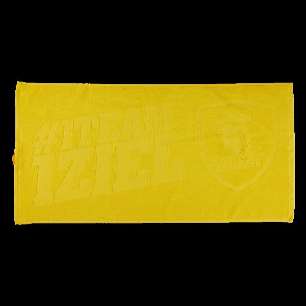 Löwen Team-Handtuch 50x100