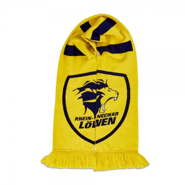 Löwen Fan-Schal Logo